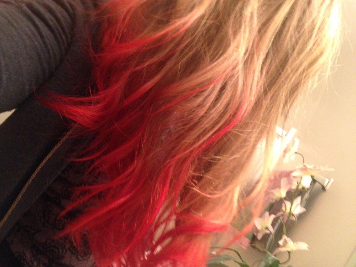 Strawberry Kool Aid Kool Aid Hair Dyed Hair Natural Hair Styles