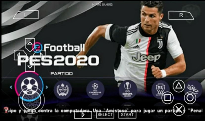 Download Pes 2020 Iso File On Android For Ppsspp Emulator Normal And Ps4 Camera Successtechz Blog Ps4 Camera Ps4 Android Install Game