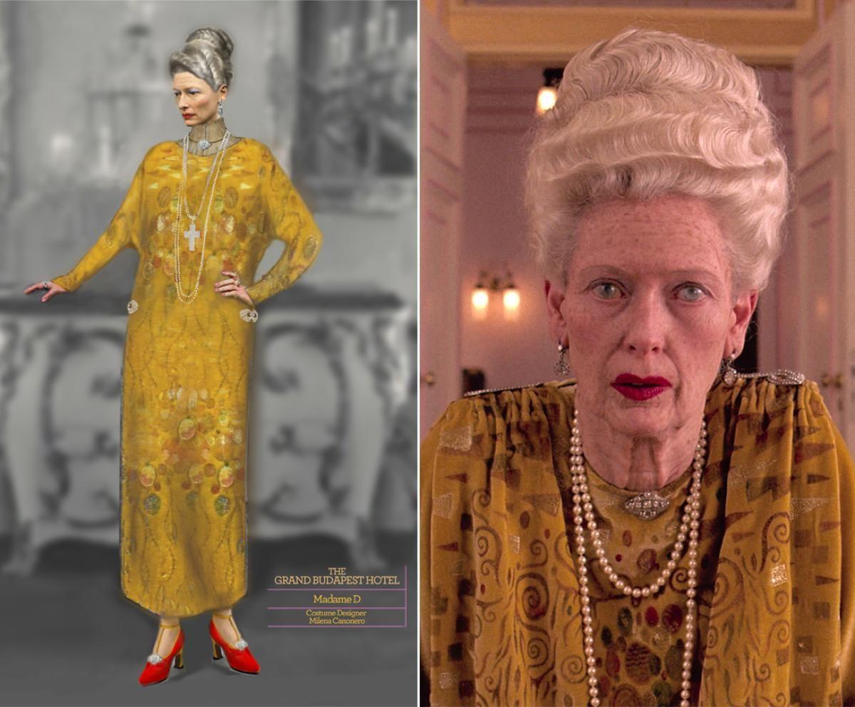 milena canonero Milena canonero, costumista italiana, ha vinto il premio oscar per i migliori  costumi per the grand budapest hotel, diretto da wes anderson.