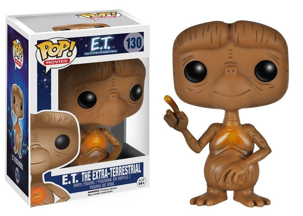 E.T l/'Extraterrestre ET figurine personnage cinéma