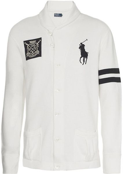 e0d09784932 Polo Ralph Lauren shawl collar Sweater