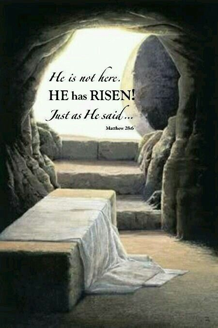 Il N Est Plus Ici Car Il Est Ressuscite Comme Il L Avait Dit Matthieu 28 6 Resurrection Sunday Resurrection Day The Church Of Jesus Christ