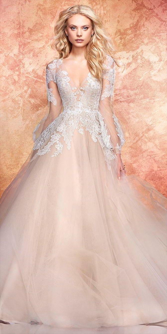 Hayley Paige Spring 2017 Wedding Dresses | Pinterest | Boda