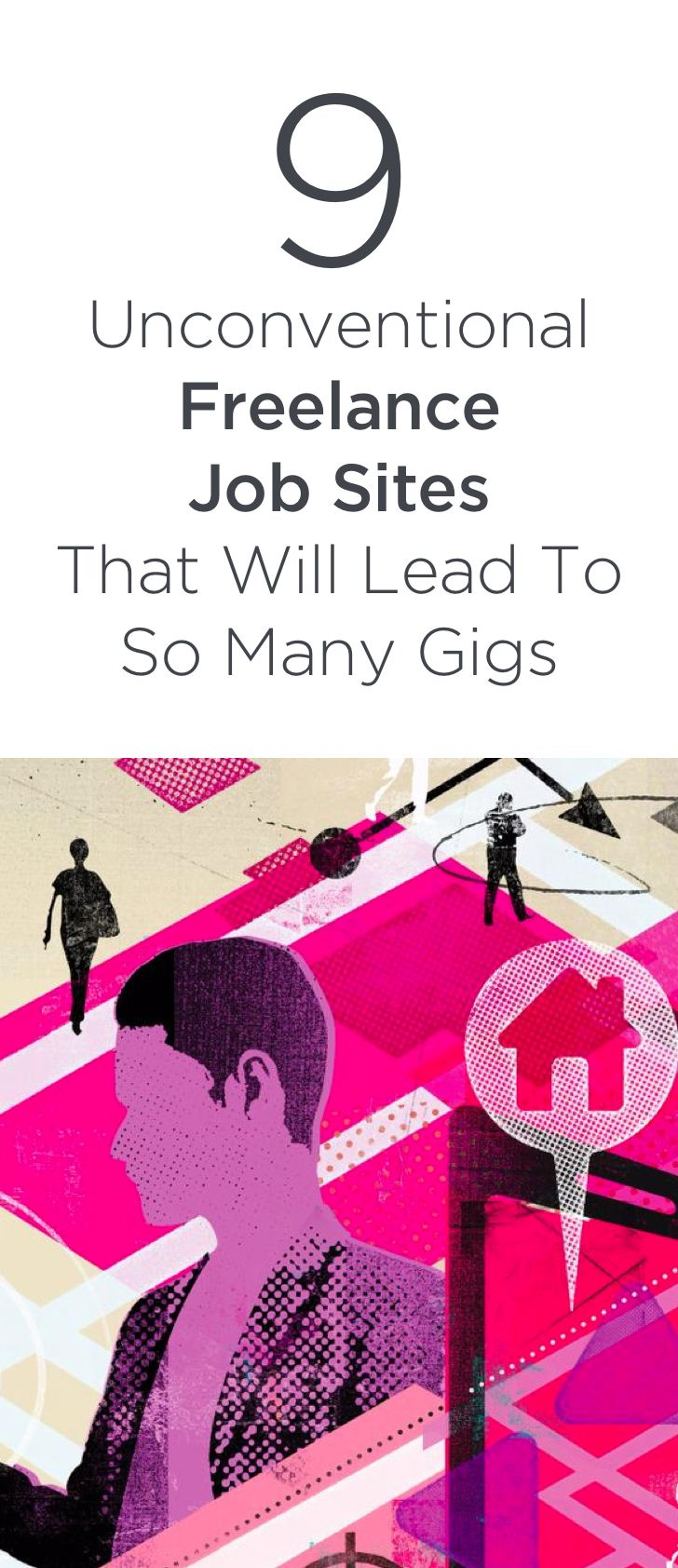 Freelance Graphic Design Job Leads: 9 Unconventional Freelance Job Sites That Will Lead To So Many Gigs rh:pinterest.com,Design