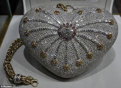 Las 5 Carteras De Mano Mas Caras Del Mundo Expensive Purses Most Expensive Handbags Expensive Handbags