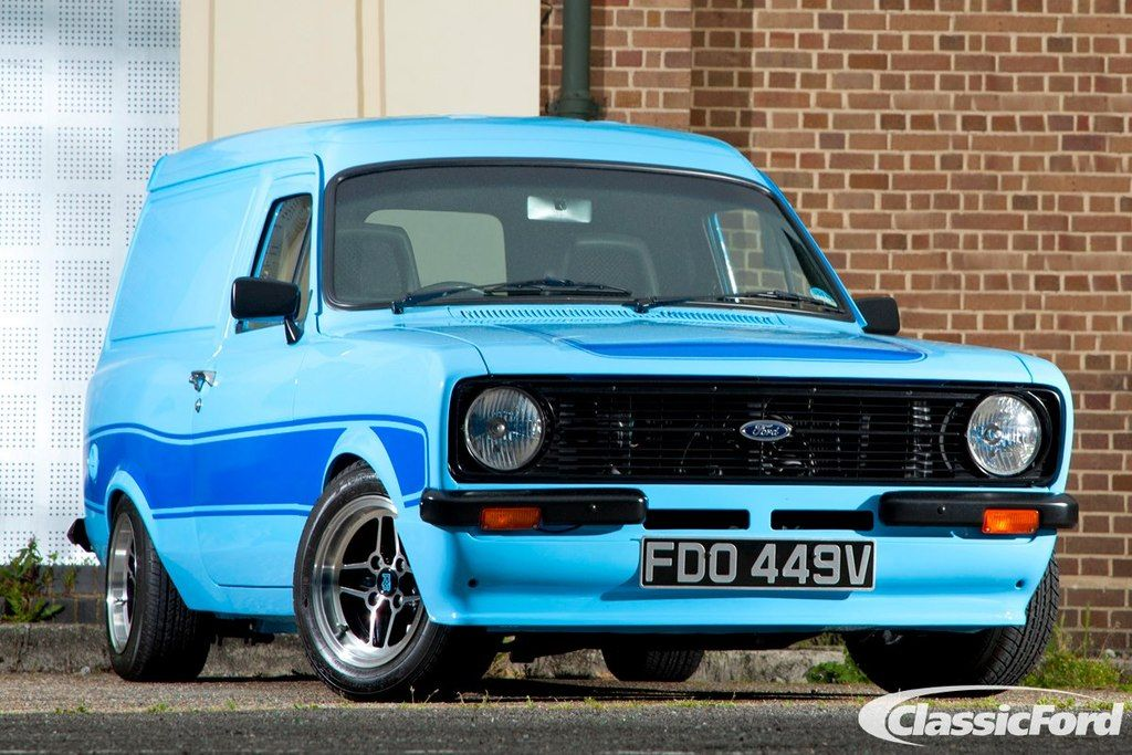 Mk2 Panelvan Classic Cars British Ford Classic Cars Car Ford