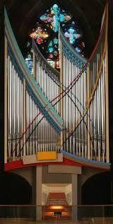 Image result for modern pipe organ design