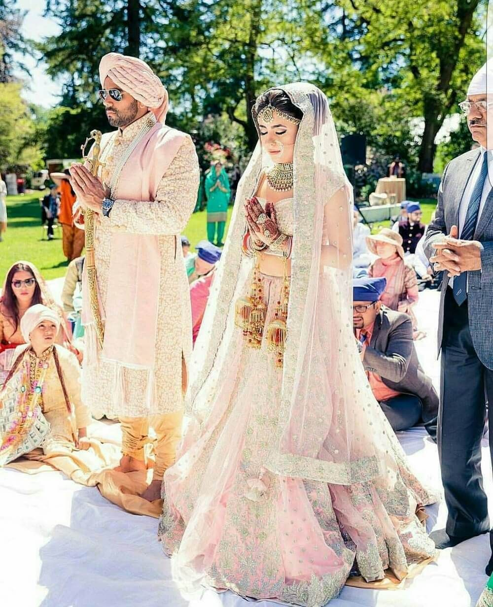 20 Bridal And Groom Dress Trends To Watch Out In 2020 In 2020 Indian Wedding Outfits Indian Bridal Wear Indian Wedding Dress