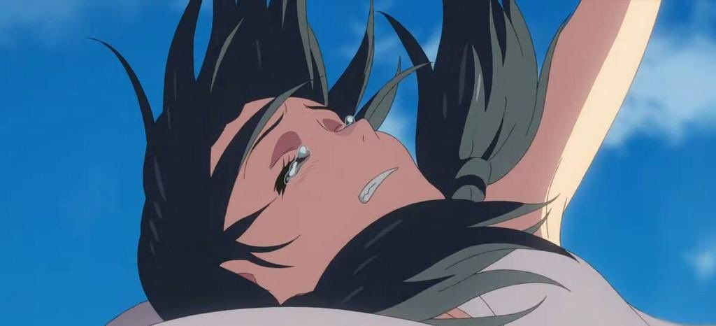 anime visuals on Twitter