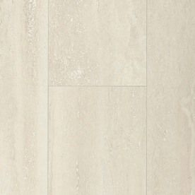 Pergo Max 11 In W X 1 98 Ft L Linen Travertine Embossed Laminate