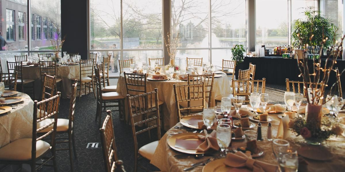 NIU Conference Center Weddings - Price out and compare wedding costs for wedding…