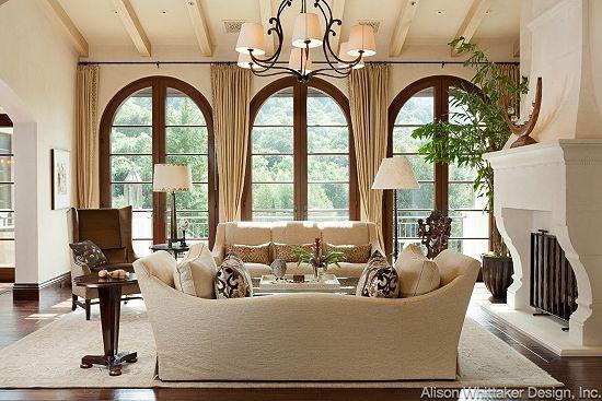 Alison Whittaker Design Inc Saratoga Ca Mediterranean Style