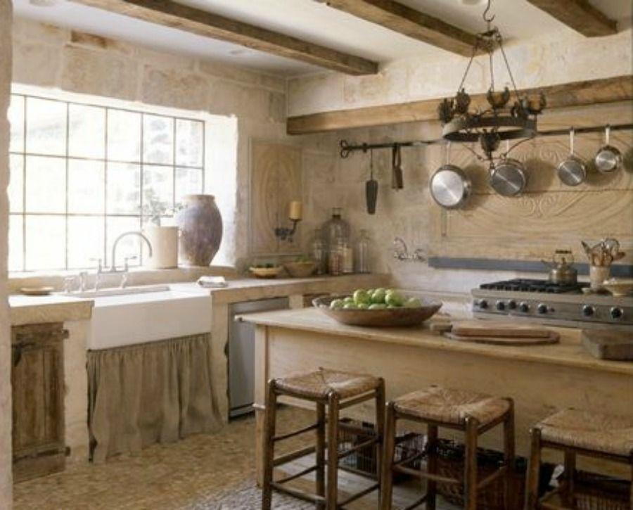 Rustic Elegant French Farmhouse Design Ideas, Part 2 images