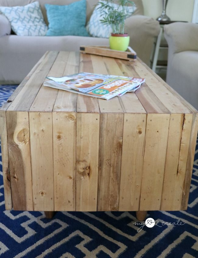 Best Reclaimed Wood Coffee Table Mylove2Create Reclaimed 640 x 480