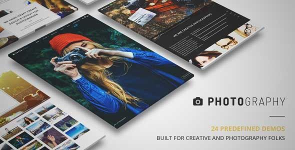 Download and review of Photography | Responsive Photography Theme, one of the best Themeforest Creatives themes {Download & review at|Review and download at} {|-> }http://best-wordpress-theme.net/photography-responsive-photography-download-review/