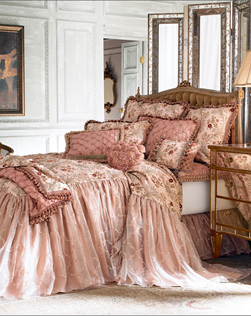 The Princess & the Pea ~ Fairytale beds dreams are made of