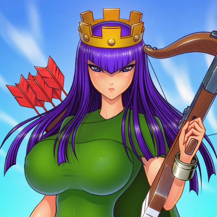 Archer Queen Anime
