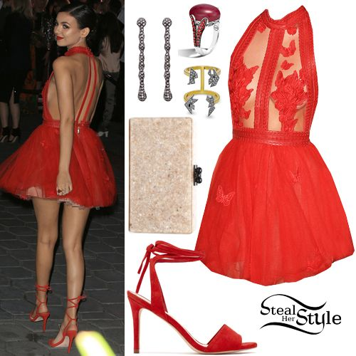 Victoria Justice S Clothes Outfits Steal Her Style Celebrity
