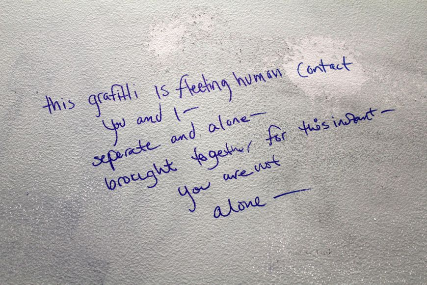 Bathroom Stall Poems tales from scribbles on the bathroom wall | humor