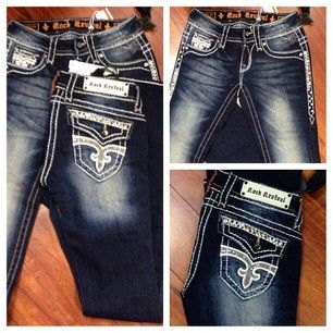 Rock Revival Jeans, a must in every girls closet!