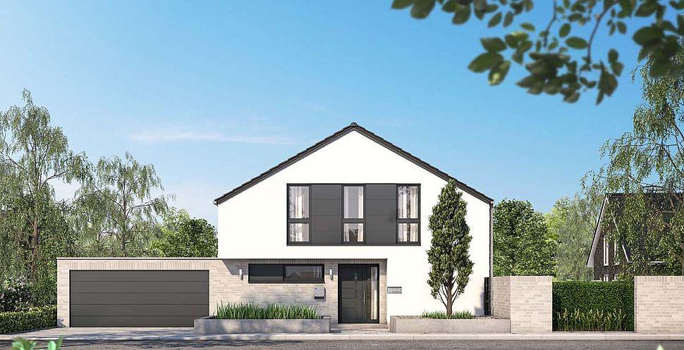 edition 600 musterhauspark kaarst in 2019 haus bauen. Black Bedroom Furniture Sets. Home Design Ideas