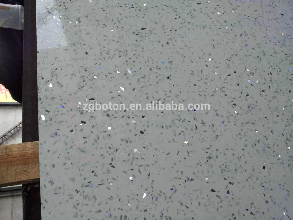Good White Sparkle Quartz For Home Kitchen Cabinets Countertops