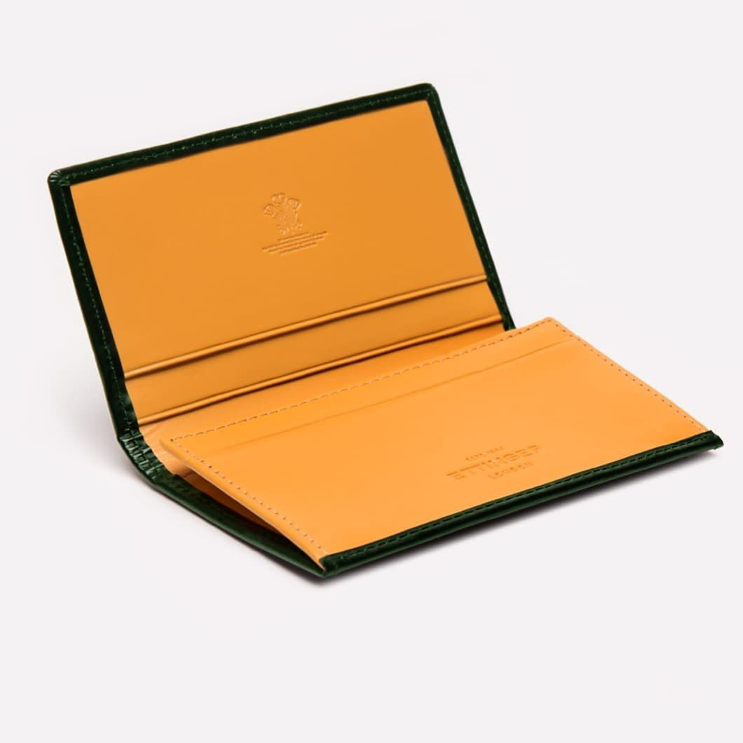 Ettinger Visiting Card Case Visiting Cards Leather Card Case