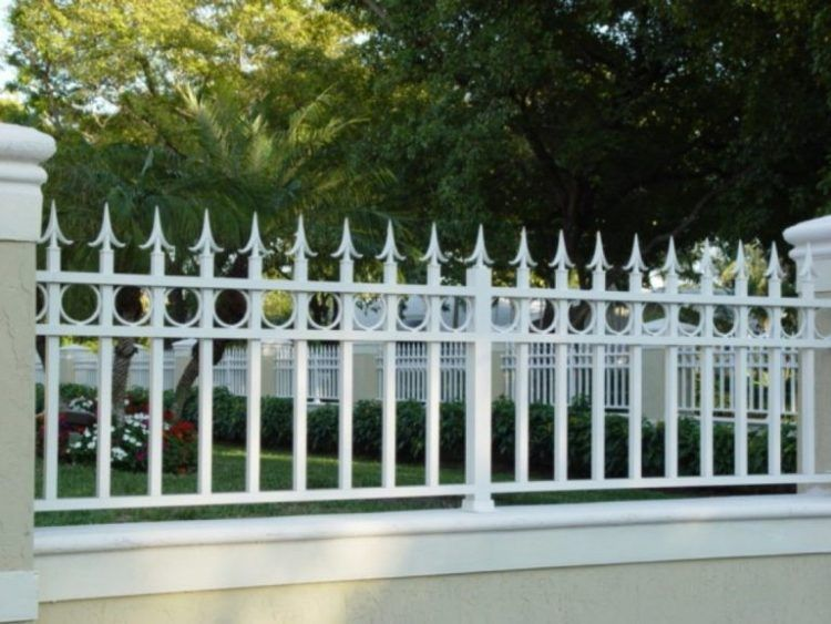 50 Elegant Ornamental Wrought Iron Fence Designs Inbound Marketing Summit In 2020 Fence Design Iron Fence Wrought Iron Fences
