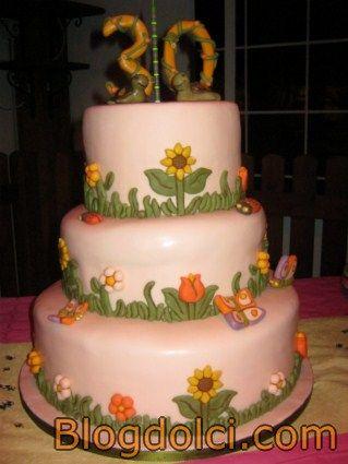 Thun Cake Ricette Pinterest Torte Compleanno E Dolci