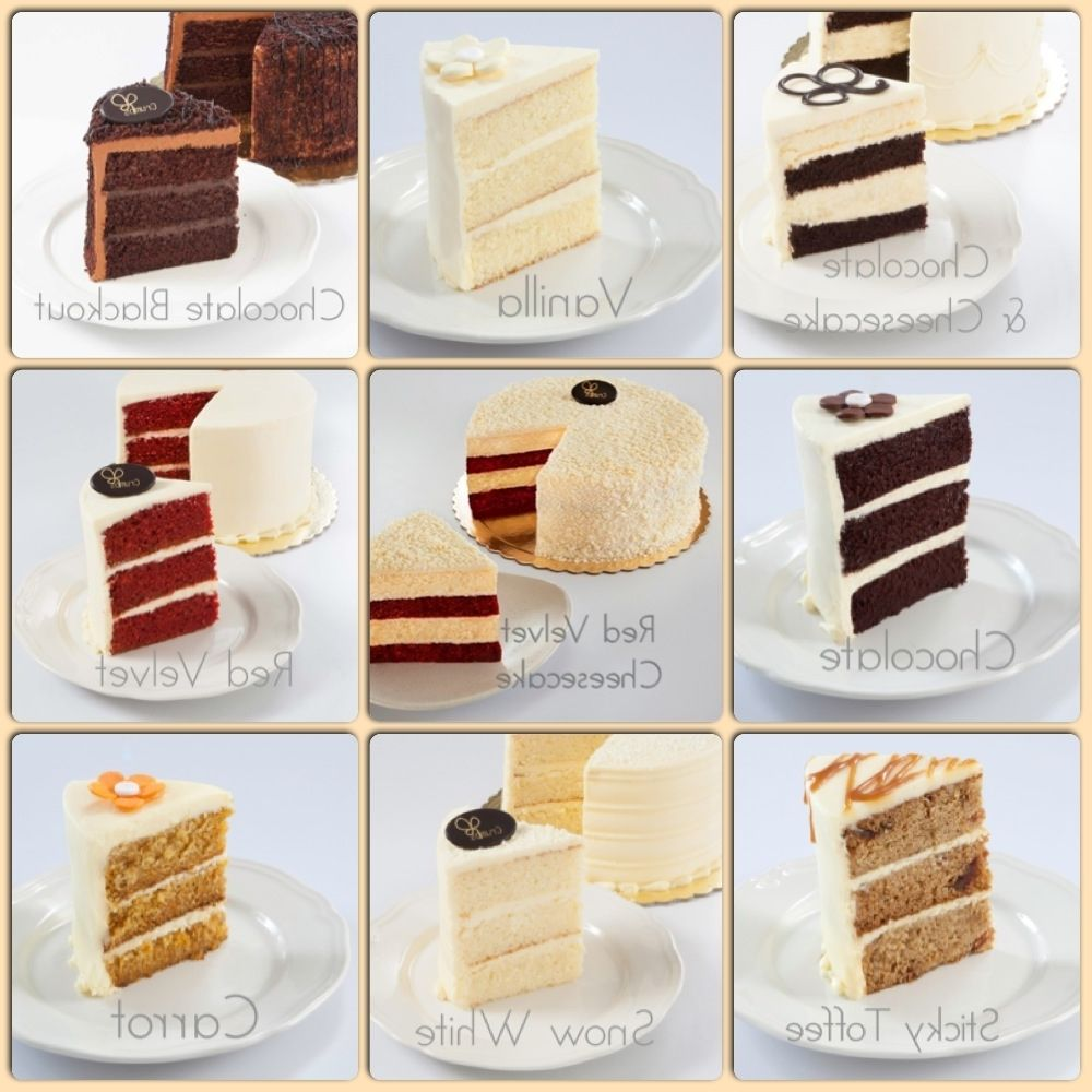 Typical Wedding Cake Flavors Cake Flavors Types Of Cake Flavors Wedding Cake Flavors