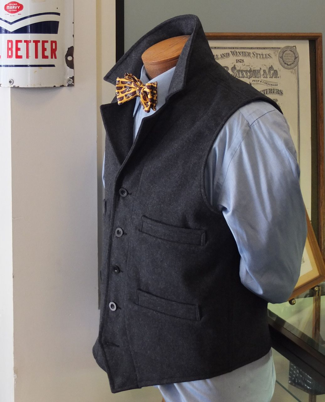SUITS AND JACKETS - Waistcoats Filson Sale Collections Cheap Factory Outlet Free Shipping Cost vSZWGecVWv