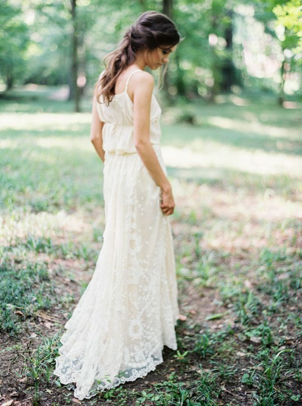 Serene Bridal Styling Session from oncewed.com