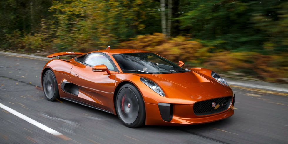 Jaguar Gives Up On The C X75 To Build Electric Cars Super Cars
