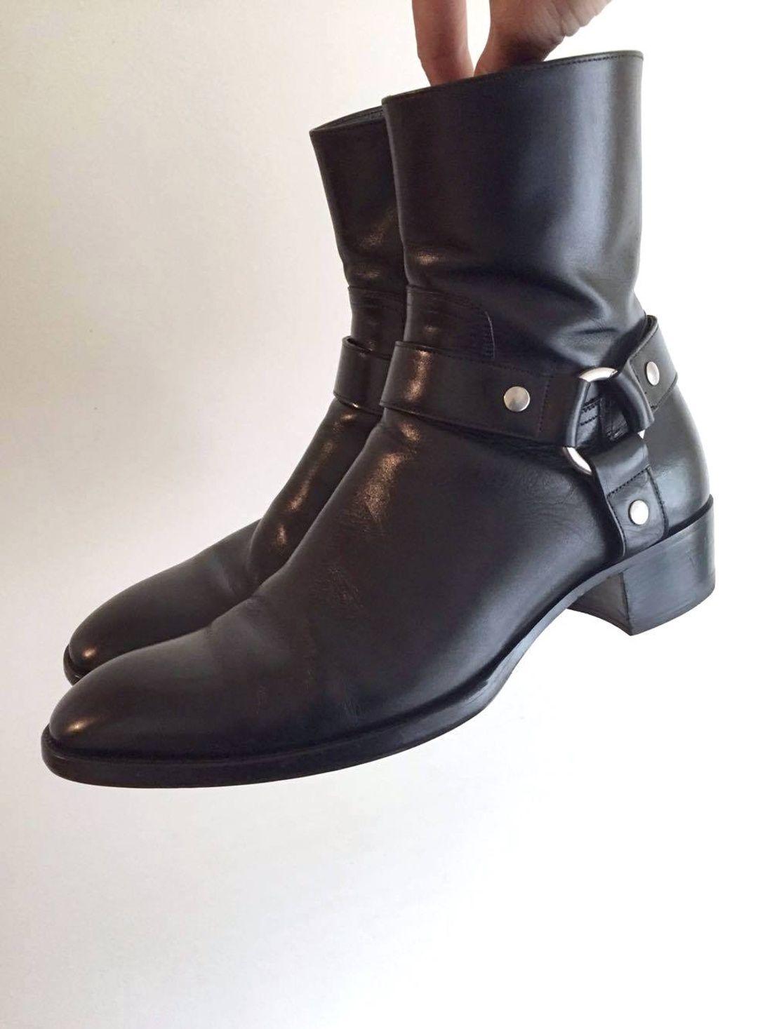 aea60b9b1c4 Saint Laurent Paris FW13 Wyatts | Boots in 2019 | Saint laurent ...