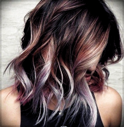 54 Best Ideas For Hair Color Ideas For Brunettes For Summer Fun Dyes Hair Summerhairstyles Brunettes Col In 2020 Summer Hair Color Brunette Hair Color Hair Styles