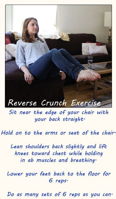 Sit Near The Edge Of Your Chair With Your Back Straight Hold On
