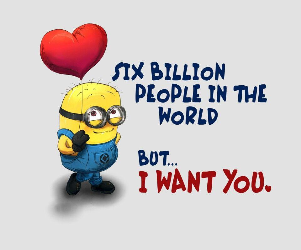 Happy Valentine S Day Minion Love Quotes Minions Funny Funny Minion Pictures