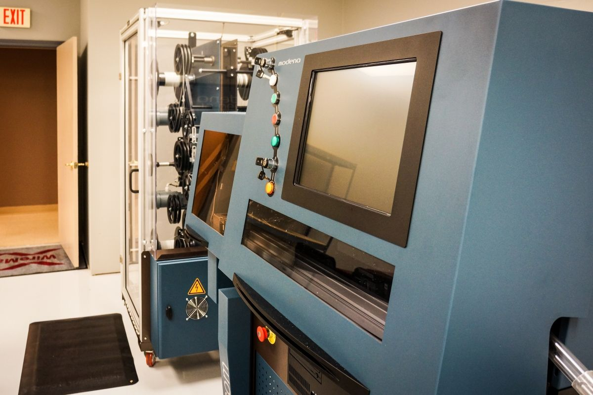 WireMasters Warehouse Texas | WireMasters now offers laser marking ...
