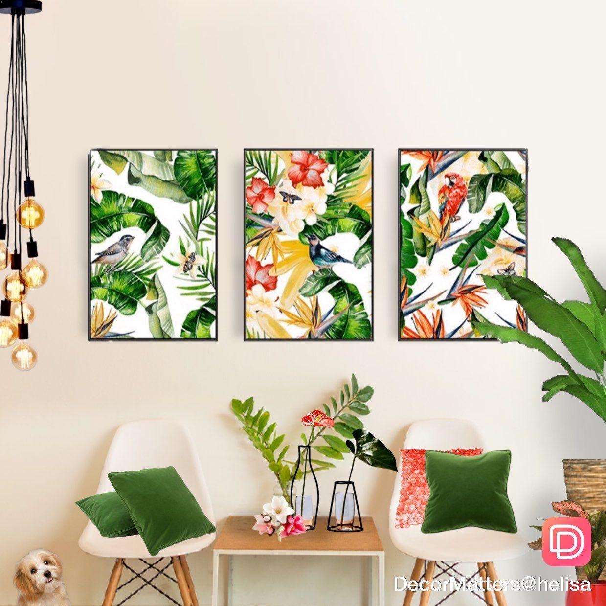 Tropical Home Decor Theme Bold Interior Design Living Room Bold Interior Design Tropical Home Decor Home Decor Colors