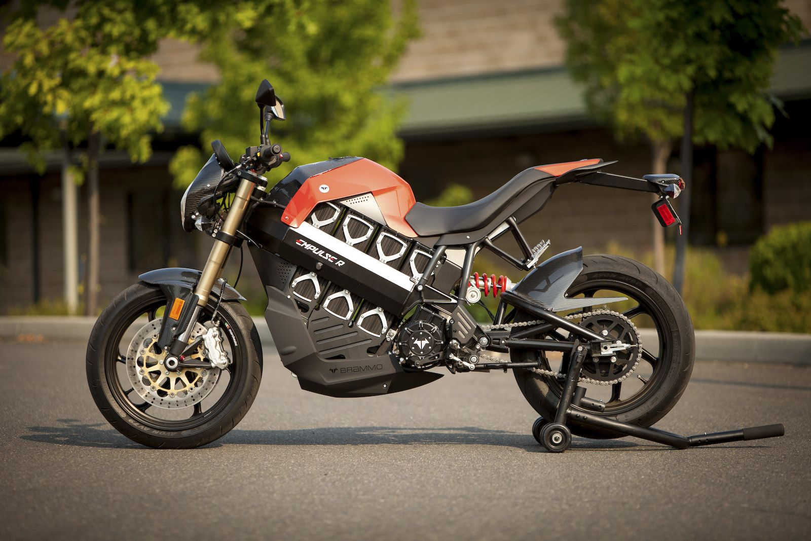 Brammo Enertia 2012 Electric Motorcycle Motorcycle Bicycle Bike