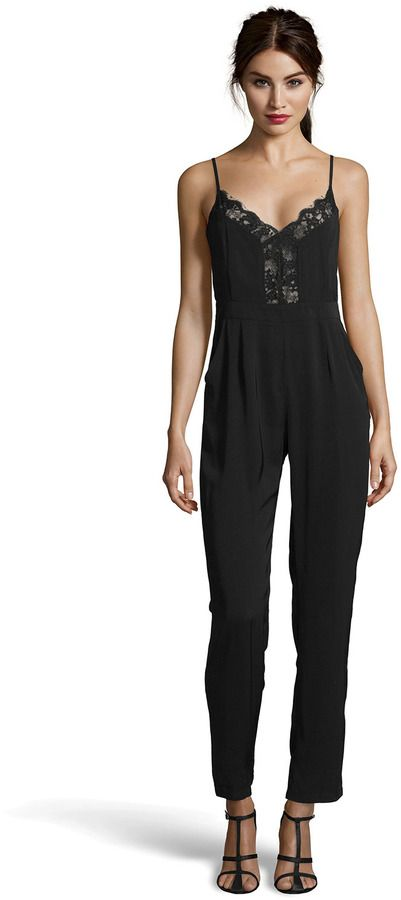ce01f47a94 Black Lace Jumpsuit by Boohoo. Buy for  49 from BooHoo