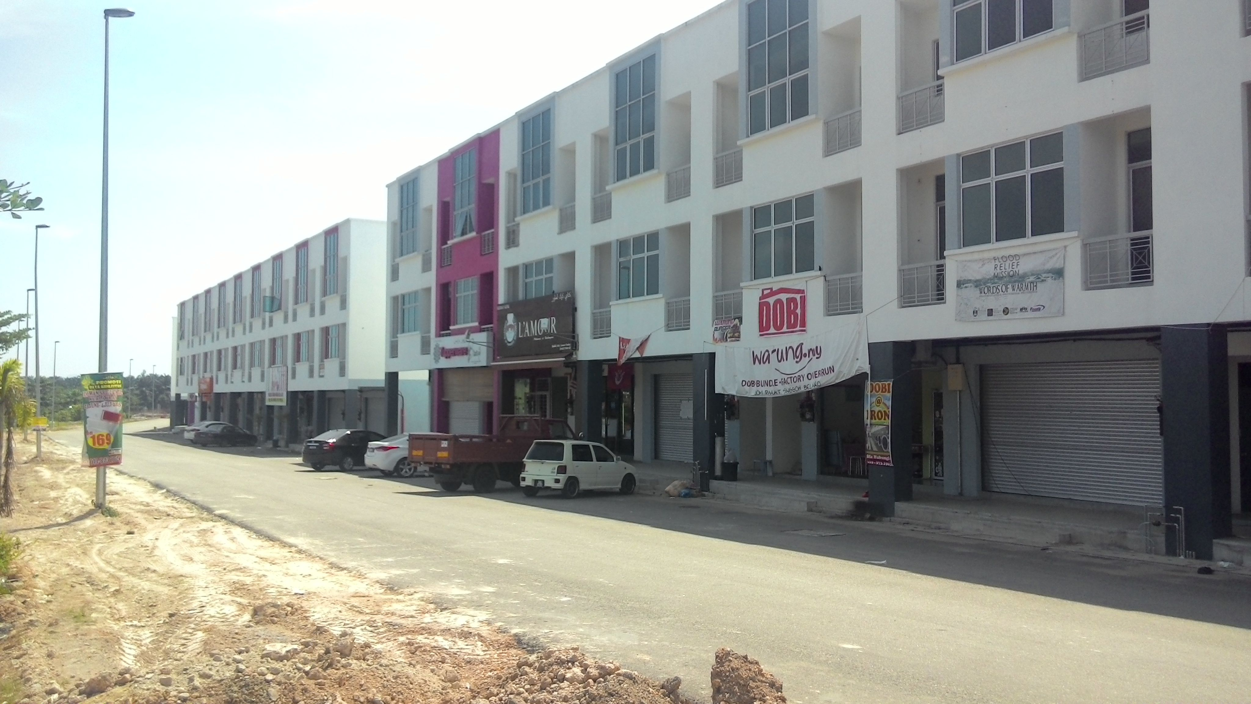 Kedai Pejabat 3 Tingkat Bandar Baru Kuala Krai Kota Bharu Kuala Lumpur Kota