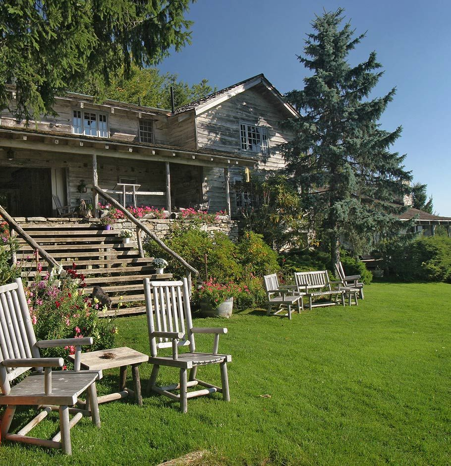 Our Smoky Mountains bed and breakfast offers luxurious