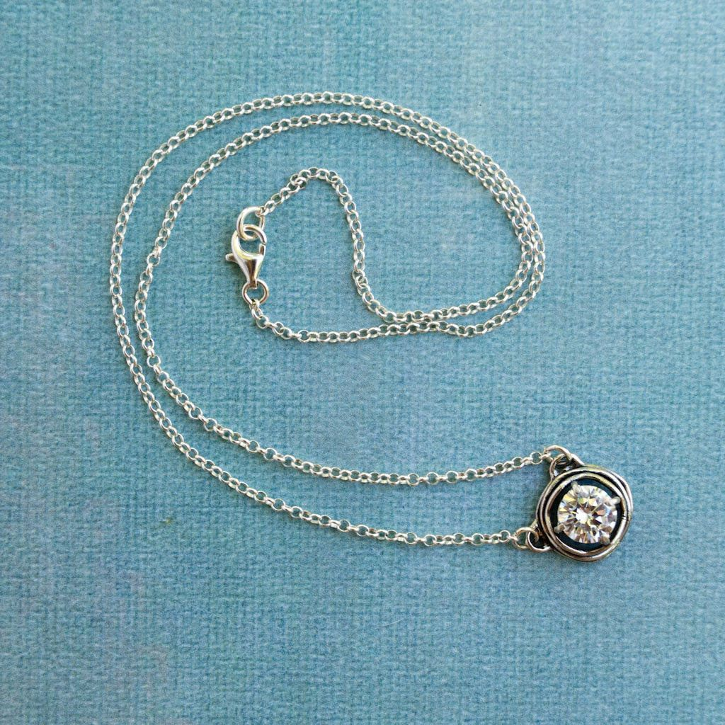 Brilliant sterling necklace products pinterest sterling