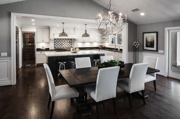 My Signature Style Living Room Floor Plans Open Concept Kitchen