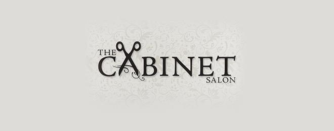 40 Creative Salon Logo Design Ideas for your inspiration   Salon ...