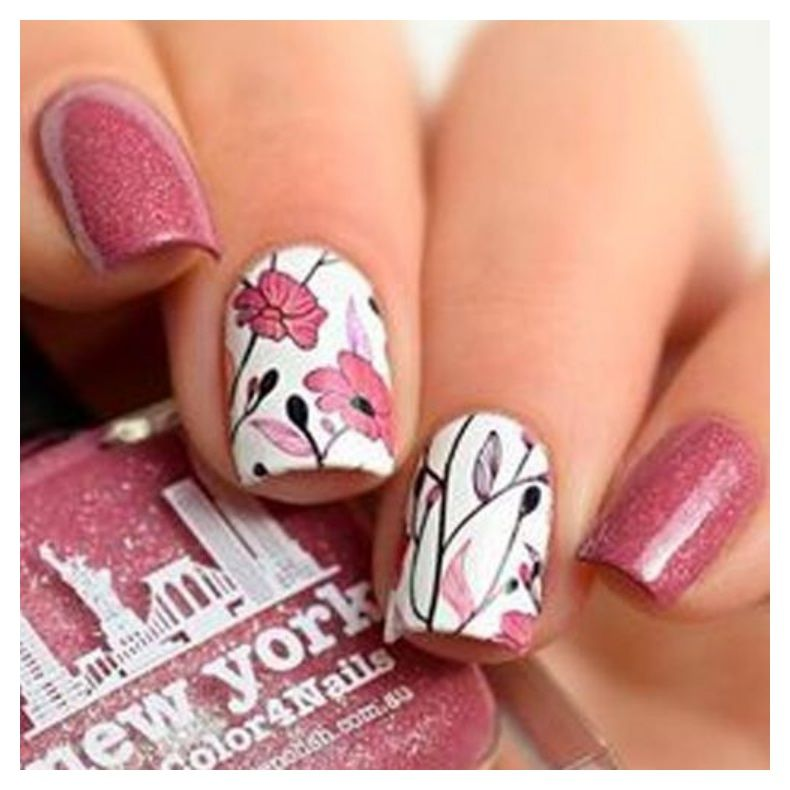 Newyork Nails Designs 2018 Having Fun With Colors Nails