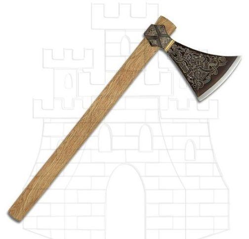 Hachas Medievales #medieval #espadas #sables