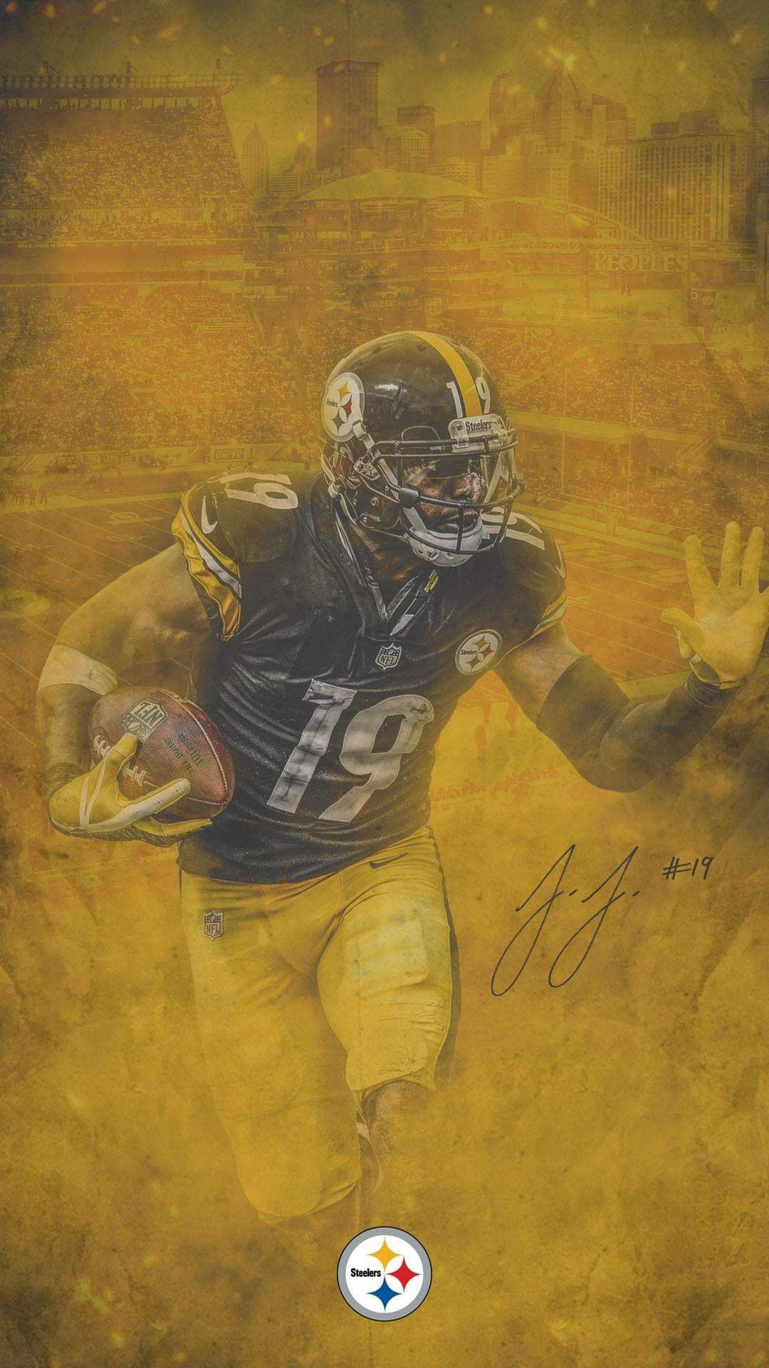 Pin By Michael Henderson On Steelers Pittsburgh Steelers Pittsburgh Steelers Wallpaper Pittsburgh Steelers Players