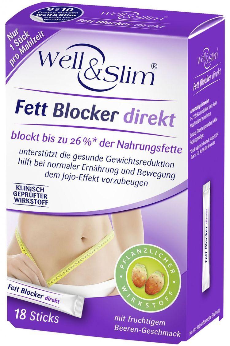 Well 38 Slim Fett Blocker Direkt Blockiert Bis Zu 26 Der